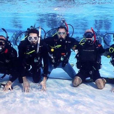 Upgrade Scuba Diver to Open Water