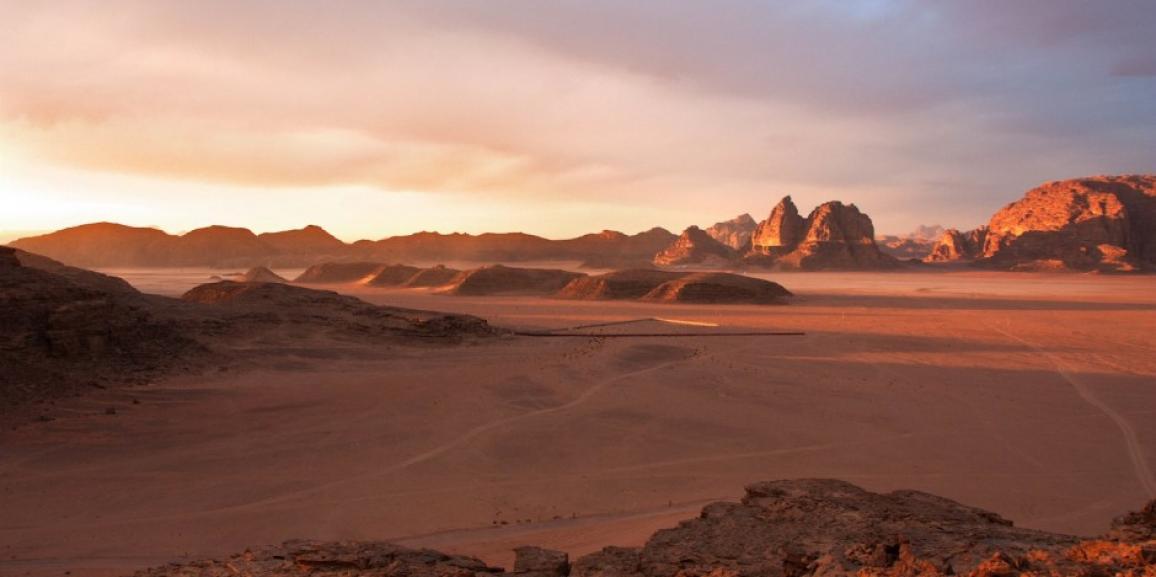 Tour To Wadi Rum