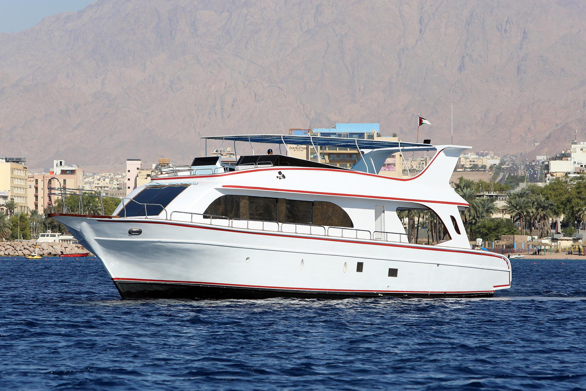 Al Rayes Boat