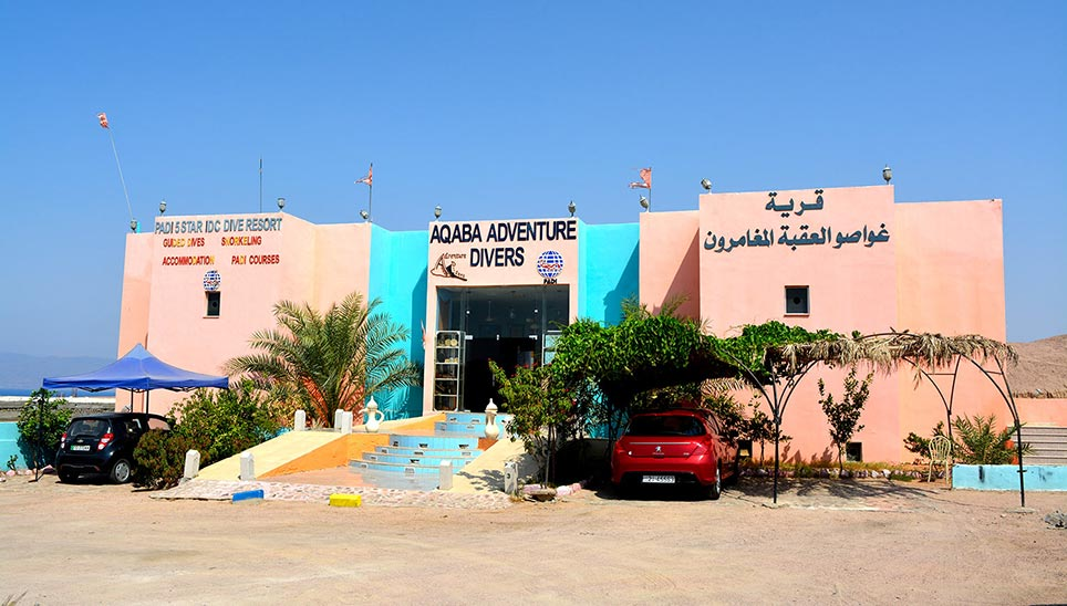 Aqaba Diving Accommodation