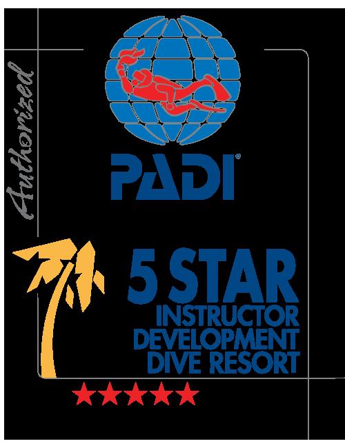Padi 5 stars resort