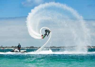 Flyboard in Aqaba